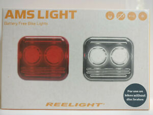 2 Magnets For Reelight AMS Bike Bicycle Cycling Front Head Rear Tail Lamp Light