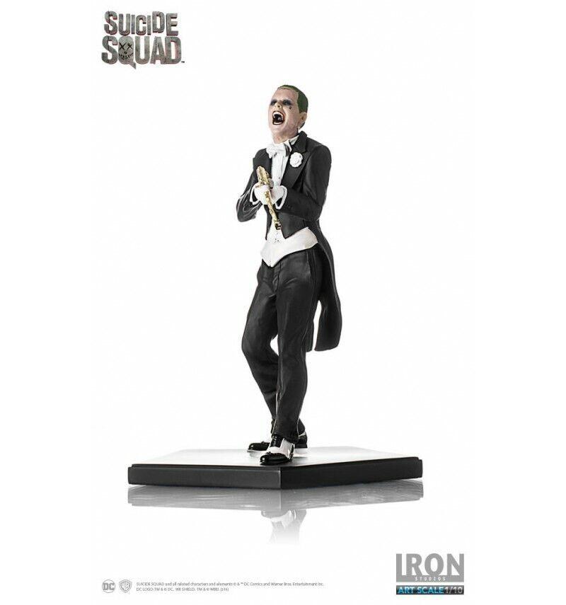 Iron Studios Suicide Squad statue 1 10 Joker
