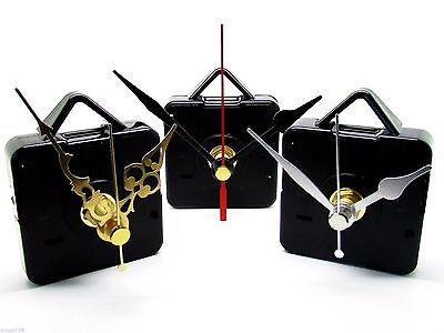 10 Pack Quartz Clock Making Kits - School & Club Design Projects - Arts & Craft