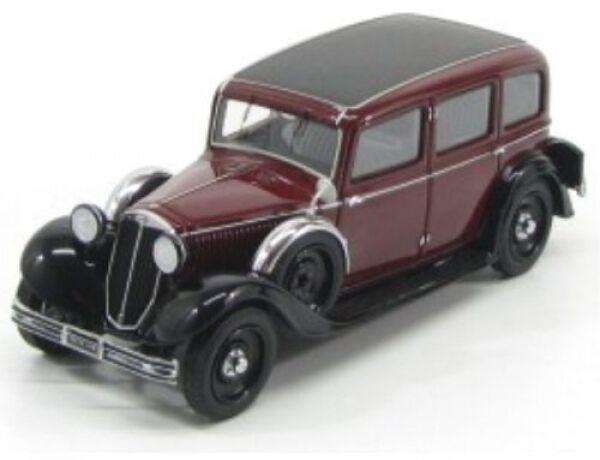 Lancia Artena III Série (Bordeaux Noir) 1933 1 43