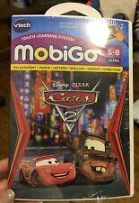 UNOPENED - vtech mobigo disney pixar cars 2 -