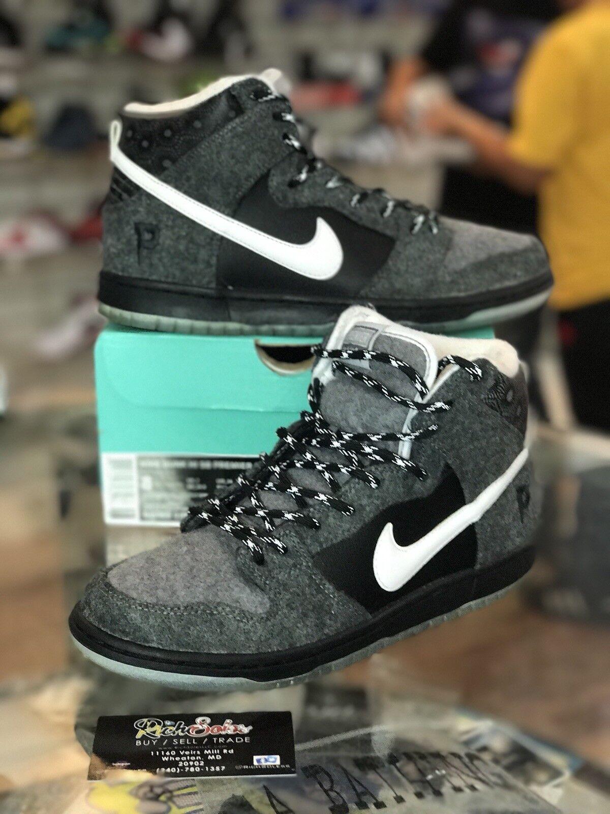 Nike SB Petoskey Dunk High Premier  Comfortable