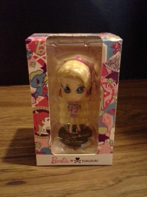 New Tokidoki X Barbie 10 Year Anniversary Totally Hair Barbie Mini Vinyl
