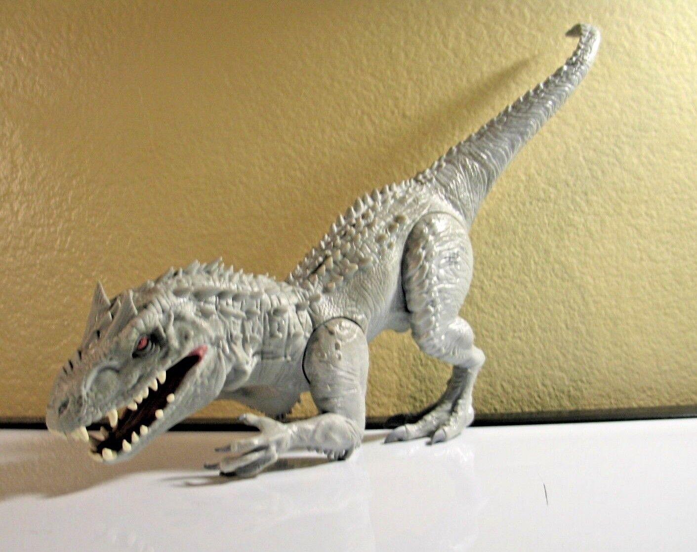 Jurassic World Hasbro indominus Rex electrónico Rugido dinosaurio 20  JW figura 2015