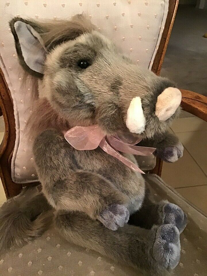 Windypops Warthog Charlie Bears Bearhaus Bears 2019 Plush 14