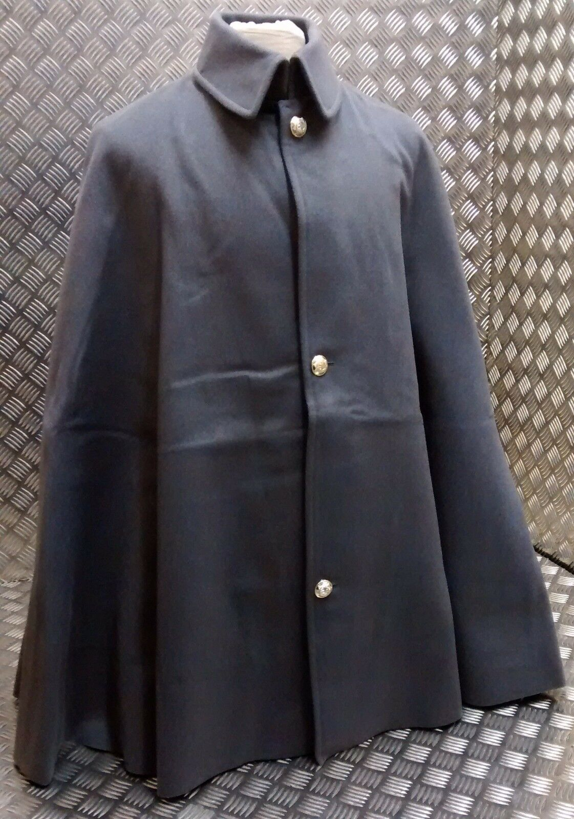 Genuine British  Military Footguards Cape Ceremonial MOD With Buttons - BRAND NEW  new sadie