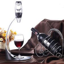 Red Wine Magic Decanter Essential instant Aerating Aerator Sediment Filter NEW