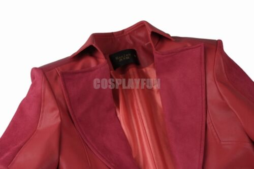 New Captain America 3 Civil War Wanda Scarlet Witch Cosplay Costume