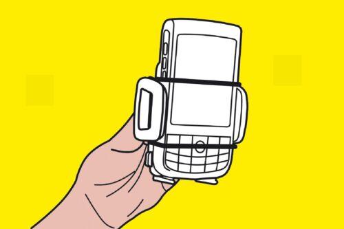 HR Sicherungsgummi Gummizug universal Halterung Navi Smartphone Halter Sicherung