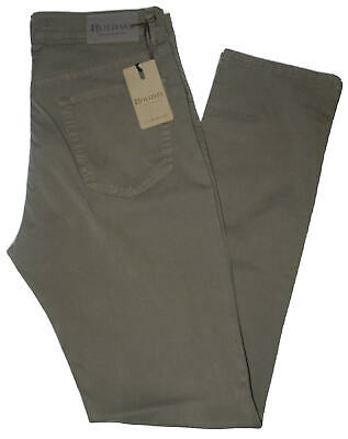Pantalone Uomo Jeans Holiday 46 48 50 52 54 56 58 60 Cotone Estivo Verde Etan