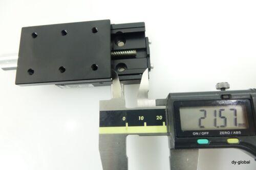 Xslc60 fase Tornillo de alimentación slided para ajuste fino visión sistema de medición