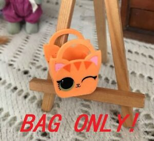 Rare 1PCS Bag  for Lil Sister Baby Cat Replacement ORIGINAL LOL Surprise Doll