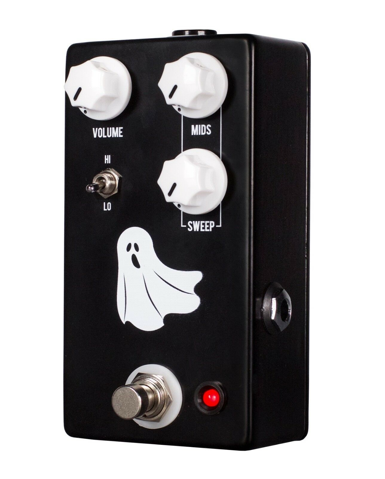 New New New JHS Haunting Mids EQ and Mid Boost Guitar pedal ef8eb0
