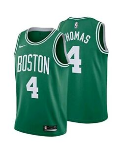 cheap for discount 518b7 f69be Details about Isaiah Thomas Boston Celtics Nike Youth L 14/16 Jersey  Swingman MSRP $70 NWT