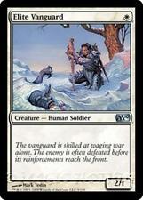 ELITE VANGUARD M10 Magic 2010 MTG White Creature — Human Soldier Unc