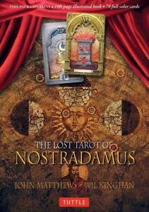 THE-LOST-TAROT-OF-NOSTRADAMUS-MATTHEWS-JOHN-KINGHAN-WIL-MATTHEWS-CAITLIN