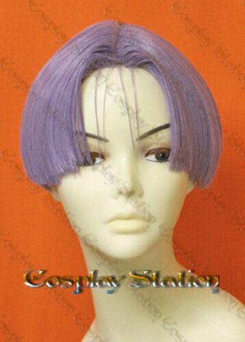 Trunks Custom Made Cosplay Wig/_wig433