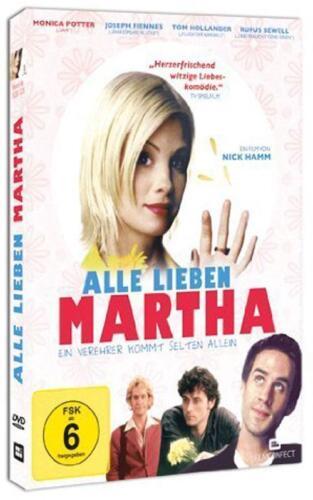 1 von 1 - Alle lieben Martha - Ein Verehrer kommt selten allein