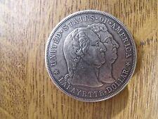 DOLLAR LAFAYETTE USA 1900 ARGENT SILVER