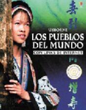 Los Pueblos del Mundo Con Links de Internet (Titles in Spanish)-ExLibrary