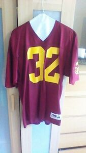 super popular f206a fc02f Details about OJ Simpson Special edition throw jersey - USC college #32,  size 48.
