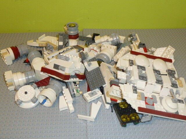 LEGO ® Star Wars 1x 1x 1x set 10198 Tantive IV sans personnages incomplet r944 243bda