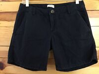 """""""AERIE by AMERICAN EAGLE OUTFITTERS"""" Women's Juniors Navy Shorts Size 0 Regular"""