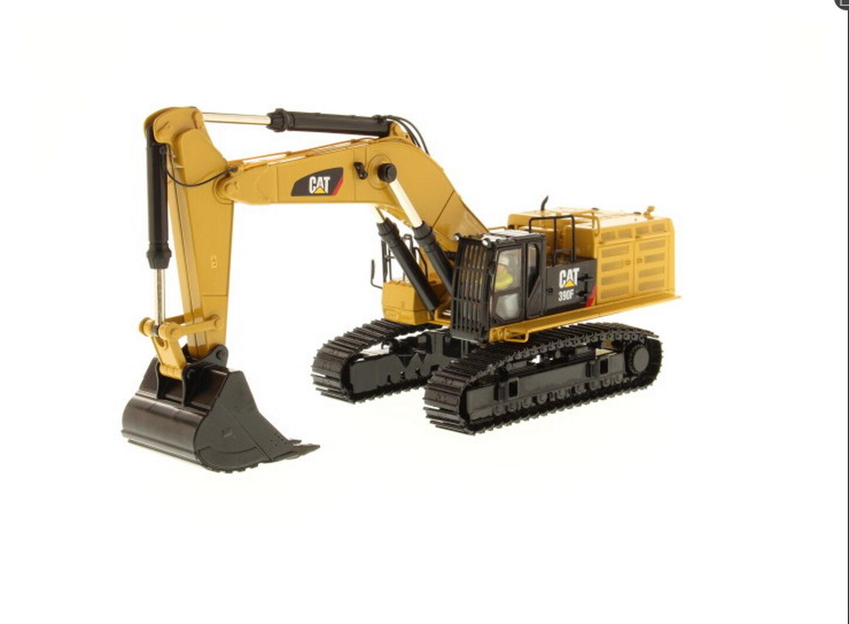 1 50 DM Caterpillar Cat 390F L Hydraulic Excavator Diecast Models  85284