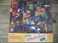 "Springbok ""Kiddie Car Classics"" 1000 Piece Puzzle Used Complete PEDDLE CARS"