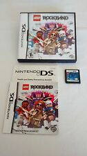 LEGO Rock Band Nintendo DS - #20 Best DS Games of  2009         SHIPS FREE