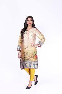 Vente Pas Cher Le Pakistan Femmes Createur 2 Pièce Cousu Eid Robe-taille 10 To 20 Disponible-afficher Le Titre D'origine à Distribuer Partout Dans Le Monde