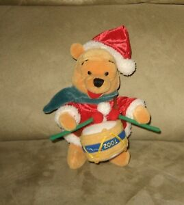 Christmas Drummer.Details About 8 Disney Bean Plush 2001 Christmas Drummer Boy Pooh