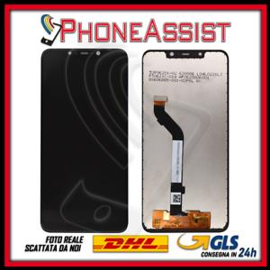 Écran à Cristaux Liquides Pour Xiaomi Pocophone F1 M1805E10A Tactile Verre Noir