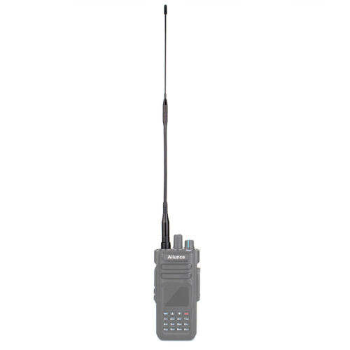 SMA-F Long Antenna VHF//UHF136-174//400-4800MHz for Ailunce HD1 Radio Dual Band