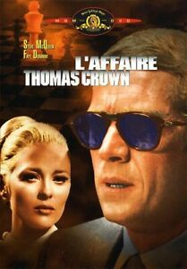 DVD-L-039-affaire-Thomas-Crown-McQueen-Dunaway-Occasion