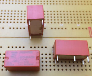 5A-SPDT-High-Sensitivity-Relay-5V-dc-Coil-Ag-Alloy-Contacts-PE514005-Multi-Qty