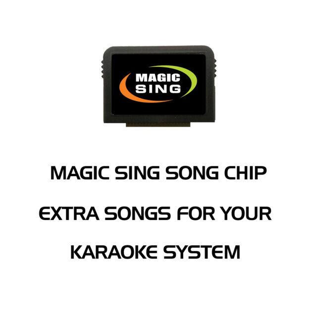 VIETNAMESE KARAOKE VOL 2  - MAGIC SING SONG CHIP - 725 SONG