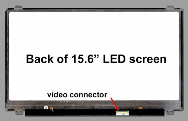 HP 15-P (Beats Special Edition Notebook) 15-P030NR Laptop LED LCD Screen