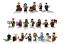 LEGO-HARRY-POTTER-Serie-1-MINIFIGURES-scegliere-un-nuovo-Re-SIGILLATO-CMF-71022-Set miniatura 2
