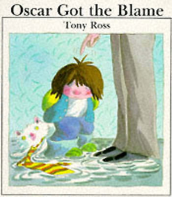 """VERY GOOD"" Ross, Tony, Oscar Got the Blame (Red Fox Picture Books), Book"