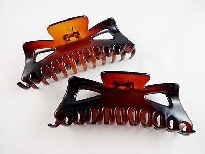 Halloween Hair Claw Hair Clip Squeeze To Open Pumpkin Designs One Claw