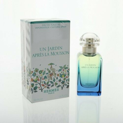 85bbed80506 Buy Un Jardin Apres La Mousson by HERMES EDT Spray 1.7 Oz online