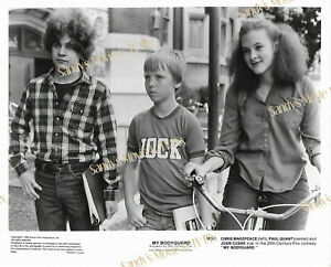 Chris Makepeace Joan Cusack Terrific Original Movie Photo My Bodygurard Ebay He is an actor and assistant director, known for meatballs (1979), my bodyguard (1980) and vamp (1986). details about chris makepeace joan cusack terrific original movie photo my bodygurard