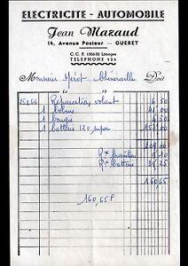 GUERET-23-ATELIER-GARAGE-ELECTRICITE-AUTOMOBILE-034-Jean-MAZAUD-034-en-1966