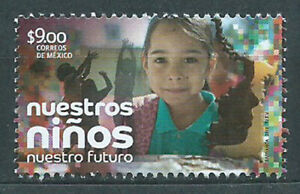 Mexico Mail 2018 Yvert 3096 MNH Our Kids