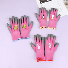 Kids Children Protective Gloves Durable Waterproof Garden Gloves Anti Bite E