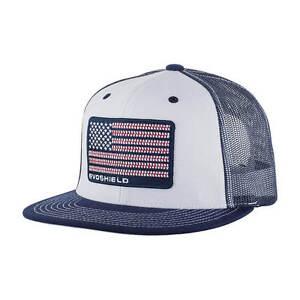 3eb06dadce9 EvoShield Flag Patch Snapback Trucker Cap Baseball Hat Wtv1037300 ...
