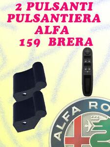 2-Pulsanti-Rinforzati-Pulsantiera-alfa-BRERA-finestrino-alzavetri-pulsante-romeo