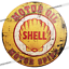 thumbnail 47 - Wood Bar Signs Vintage Retro Pub Man Cave Wall Sign Wooden Circle Plaques. UK