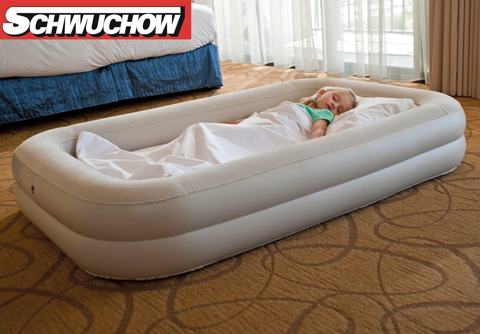 2 x intex Enfants air bed bed bed bed camping bed 107x168x25